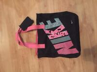 Nike bag with purse