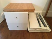 Ikea Elvarli system parts
