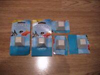 5 x Aquarian pyramid holiday fish feeder food feeding blocks for fish in fish tank aquarium