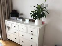 Excellent condition IKEA HEMNES Chest of Drawers