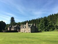 Osprey House, Place Of Tilliefoure, Monymusk, Aberdeenshire AB51 7JB