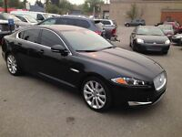 2013 Jaguar XF V6, Supercharged, AWD, Like New, Clean Carproof