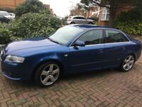 2007 Audi A4 2.0 TDI Diesel S Line 4dr Auto Automatic £2495