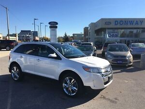 2014 Ford Edge SEL FWD, 1 OWNER |LEATHER|NAVI|SUNROOF