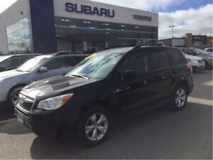 2014 Subaru Forester 2.5  Tour  all wheel drive
