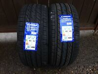 CAR TYRES 235 40 18 xl 97W x2 tyre {PAIR} brand B B RATED