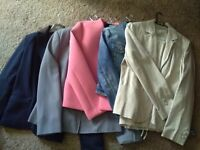 Women blazer size 12 / 14 regular