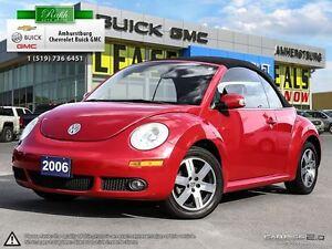 2006 Volkswagen Beetle 2.5