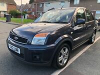 12 PLATE FORD FUSION 1.4 ZETEC, 1 OWNER, FSH, RECENT SERVICE, PARK SENSORS, MUST BE SEEN, £1295