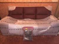 BRAND NEW 3 seater leather sofa
