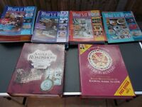 WHAT ITS WORTH MAGAZINES X 95 PLUS ANTIQUES ROAD SHOW BINDERS AND MAGAZINES