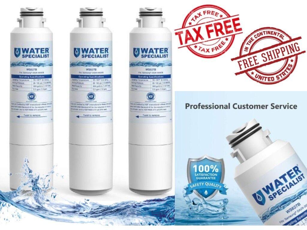 Active Carbon Block Water Filter for Refrigerator Samsung DA