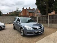 VAUXHALL VECTRA 1.9 CDTI EXCLUSIV [150], FULLY SERVICED, TOW BAR, PARKING SENSORS, DRIVES VERY WELL