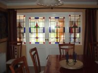 STAINED GLASS WORKSHOP CONTENTS FOR SALE