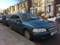 Volvo s40 2.0l auto in good condition and long mot