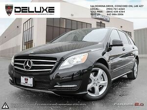 2012 Mercedes-Benz R-Class Base R350 BLUETEC NAVIGATION LOW K...