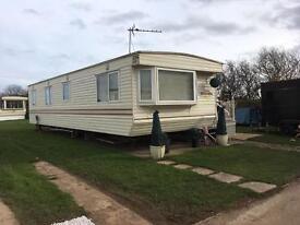 Caravan to let.