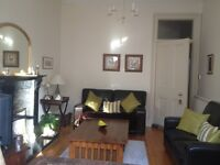 Lovely One Bedroom Furnished Flat in Heart of Comely Bank
