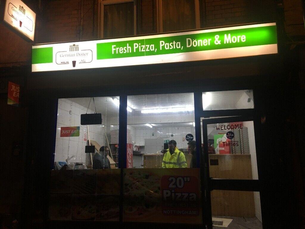 Fast Food Takeaway Shop Business For Sale In Sneinton Nottinghamshire Gumtree