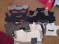 Bundle of boys clothes size 18-24 mths