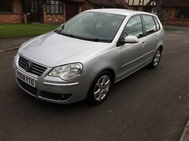 Vw polo 1.9 tdi sport- 2008 vgc, full mot and service history