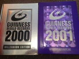 Guinness World Records 2000 & 2001