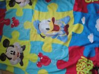 Mickey Mouse / Donald Duck Quilt Cover