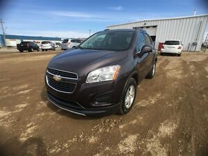 2015 Chevrolet Trax 2LT - Accident Free, Remote start, PST Paid,