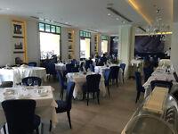 Fine dining Italian seafood restaurant in Dubai looking to employ waiter/waitress