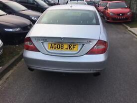 Mercedes cls 320 cdi 7 speed auto low mileage