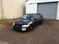 EVO 7, 375BHP, LOW MILEAGE