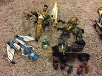 Assorted Lego sets - very good condition, as new, with instructions