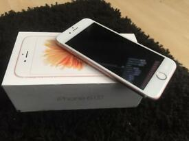 IPhone 6s unlocked to all networks (brand new condition)