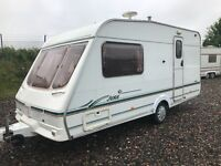Swift Jura 2/berth 2003 full awning lots of extra px welcome