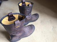 DEWALT Rigger Safety Boots