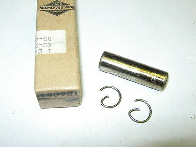 Genuine Nos Antique Briggs Stratton Gas Engine Piston Pin 290981 .005 Oversize
