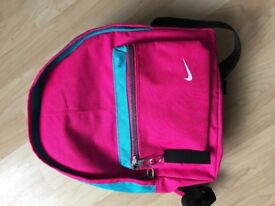 Nike 'Just Do It' Rucksack - Brand New without tags