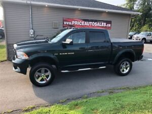 2011 Dodge Ram 1500 SPORT - LIFTED - LEATHER - REMOTE START!!!