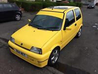 Fiat Cinquecento Sporting Abarth Years MOT Lowered Alloys Exhaust Great First Car
