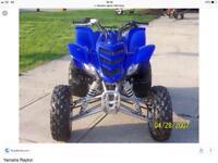 06 Of road Yamaha raptor 660