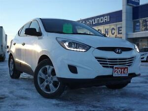 2014 Hyundai Tucson GL   ONLY 42K!   NO ACCIDENTS   ALL WHEEL DR Stratford Kitchener Area image 5