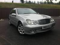 may 2004 Mercedes c class 1.8 kompressor automatic