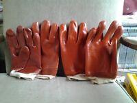 Gloves pvc