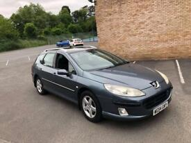 image for Peugeot 407 Sw 1.6 HDI