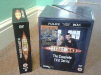 Doctor Who series 1&2