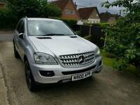 2006 Mercedes ML280 Full Service History
