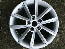 Ronal 17' alloy wheel