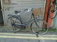 BOBBIN Glorie classic ladies town bike in vgc. 3 speed. Fully serviced. 57cm