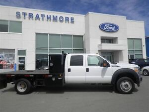 2016 Ford F-550 CHASSIS CAB -