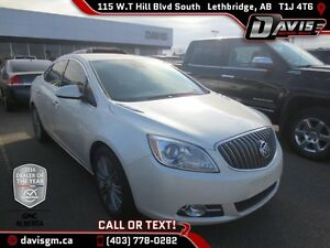 2013 Buick Verano 4dr Sdn Leather